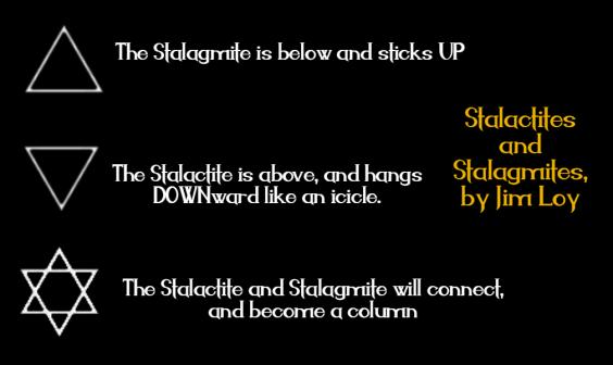 SoD Stalactites and Stalagmites
